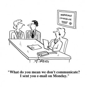 communications between husband and wife